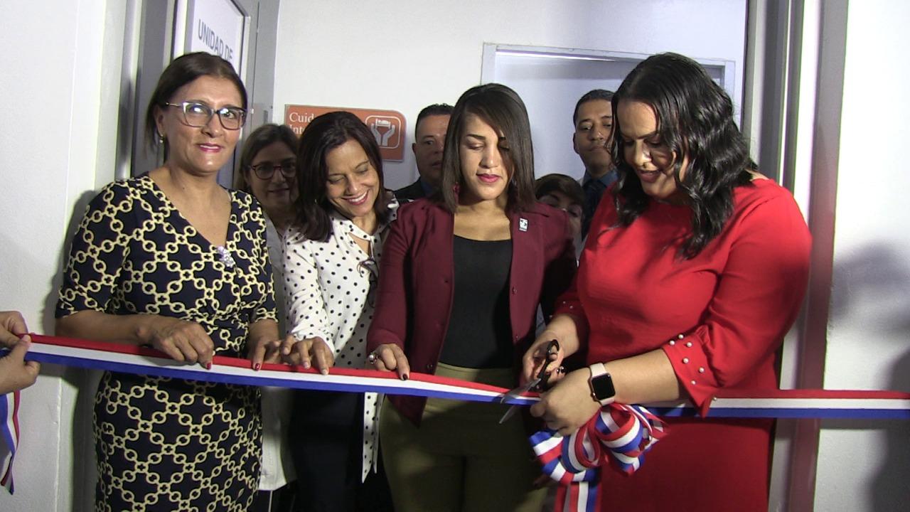 Read more about the article Hospital Presidente Estrella Ureña inaugura sala de Neonatología.