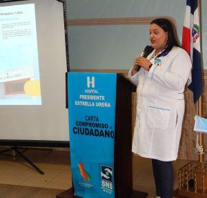 Read more about the article Hospital Presidente Estrella Ureña presenta Carta Compromiso al Ciudadano