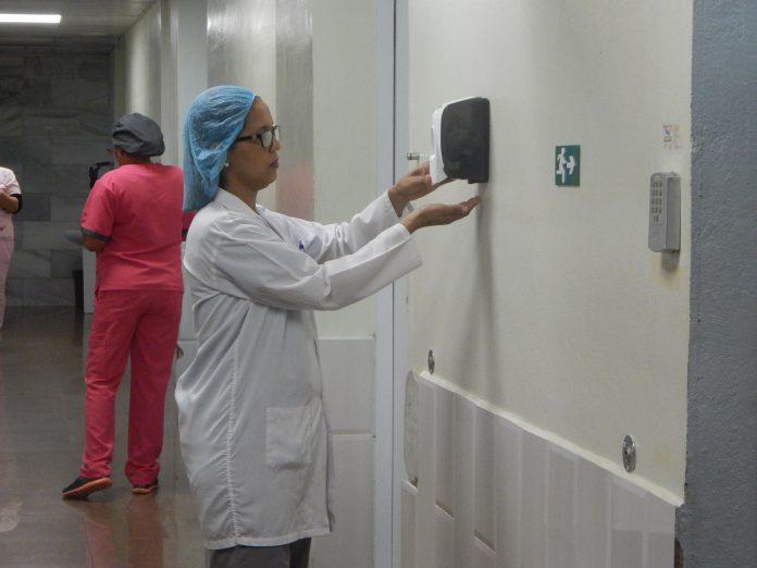 Read more about the article Evelin Vargas una enfermera dedicada a la prevención y control de infecciones hospitalaria