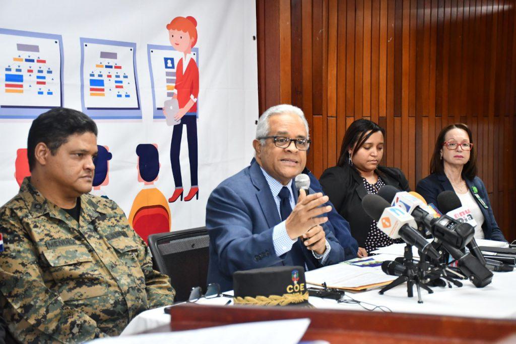 Read more about the article Primer caso importado de coronavirus confirmado en RD