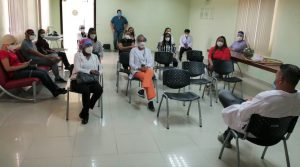 SNS designa 82 nuevos colaboradores para atención COVID en hospital Presidente Estrella Ureña