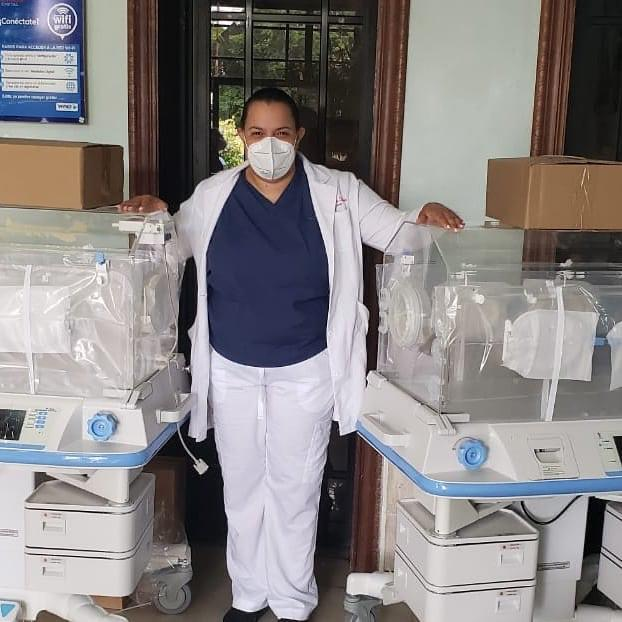 Hospital Estrella Ureña Recibe nuevos equipos médicos de parte del SNS